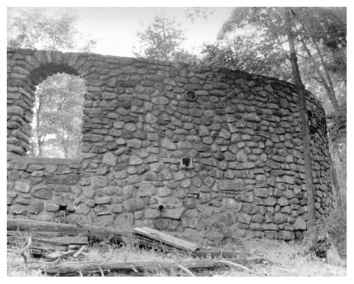 ORAK Ruins, Harriman State Park: The Round Wall