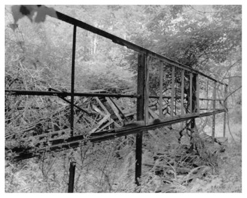 ORAK Ruins, Harriman State Park: The Greenhouse