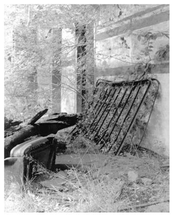 ORAK Ruins, Harriman State Park: The Servant's Quarters