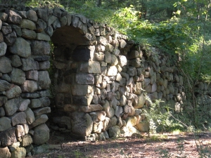 Ruins of the Redard Estate in Harriman: The Gateway II