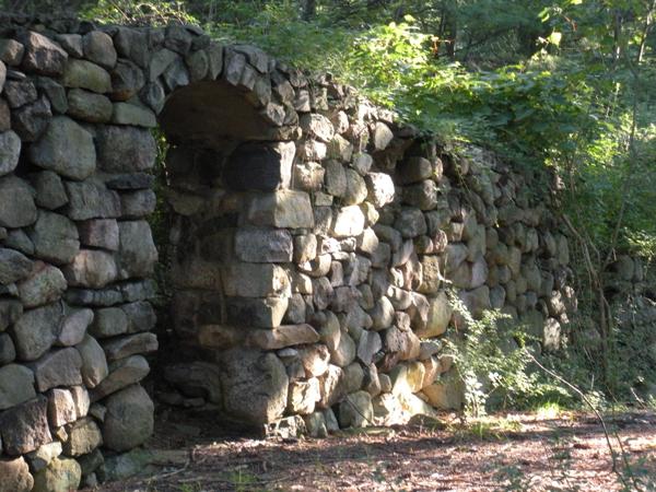 Ruins of the Redard Estate in Harriman: The Gateway II