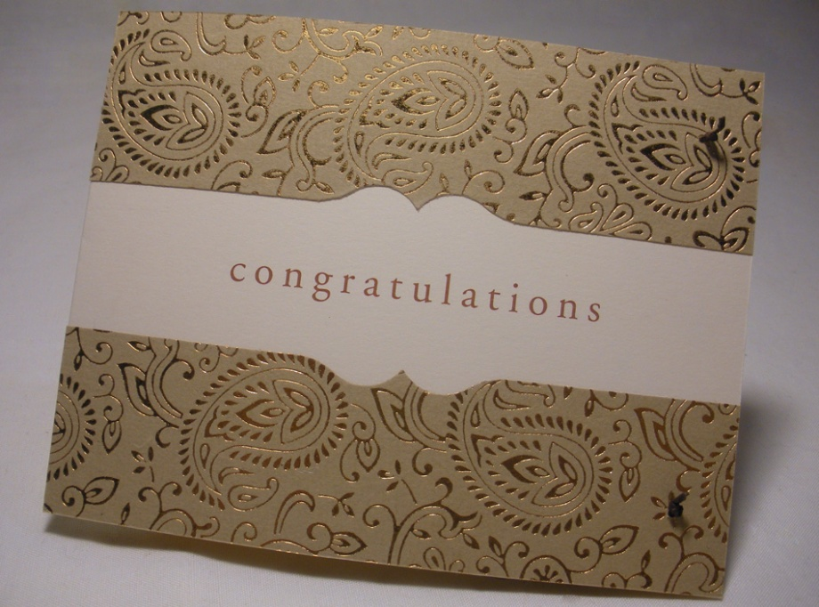 Tie-The-Knot Card Front